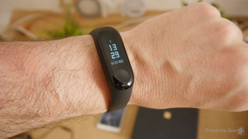 Reloj deportivo Smart Xiaomi Mi Band 3 XMSH05HM Bluetooth - 3