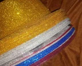 Sombreros c/ purpurina