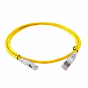 Me lanp patch cord utp 1mt cat.5e-amari lp-4ceus