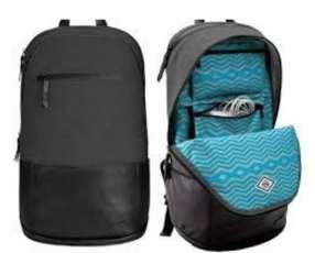Mochila targus 15.6 OSB017 opin backpack black