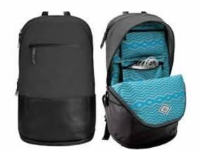 Mochila Targus 15.6 pulgadas OSB017 opin backpack black