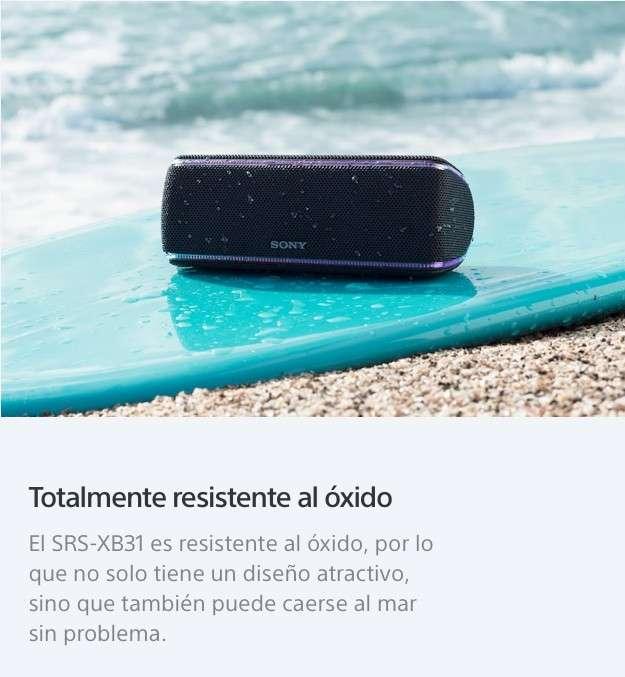 Sony bluetooth SRS-XB31