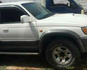 Toyota Hilux Surf 2001 automático