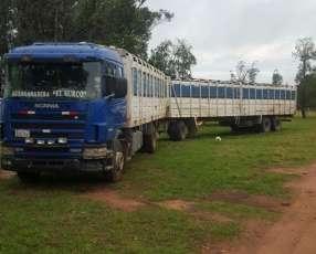 Scania 124-360 1999