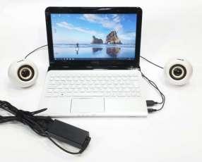 Notebook Sony Vaio led 11.6 pulgadas 4 gb 750 gb hdd