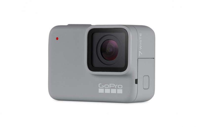 Cámara GoPro Hero 7 White CHDHB-601 full HD 2 pulgadas - 0