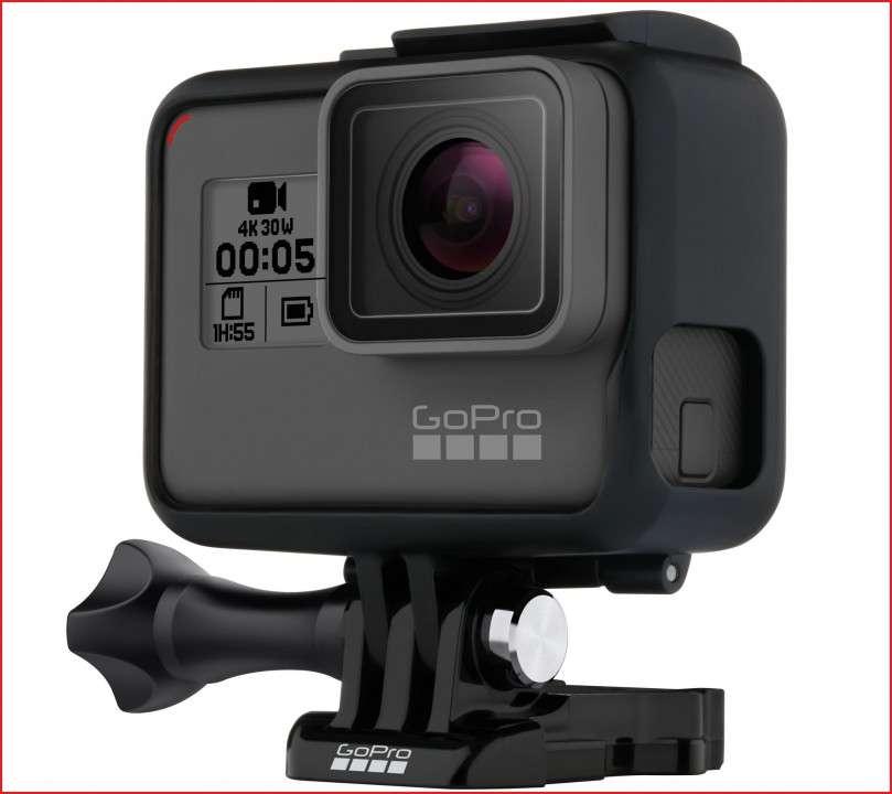 Cámara GoPro Hero 5 Black CHDHX-502 2 pulgadas - 0