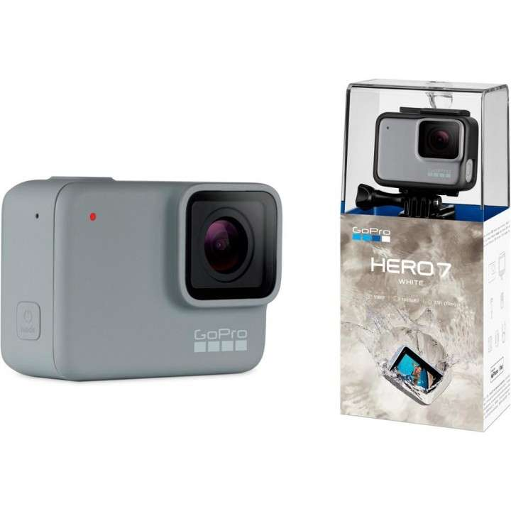 Cámara GoPro Hero 7 White CHDHB-601 full HD 2 pulgadas - 1