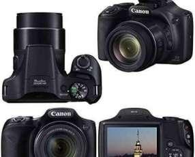 Cámara digital Canon PowerShot SX540 HS full HD 20.3mp