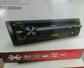 Autoradio Sony CDX-G3200 UV