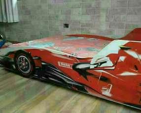 Cama auto Fórmula 1
