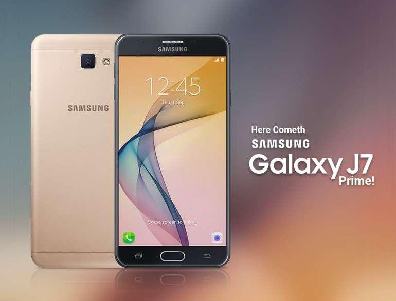 2 Samsung Galaxy J7 Prime en cuotas - 0