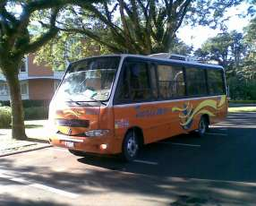 Alquiler de Minibuses con chofer para todo tipo de eventos