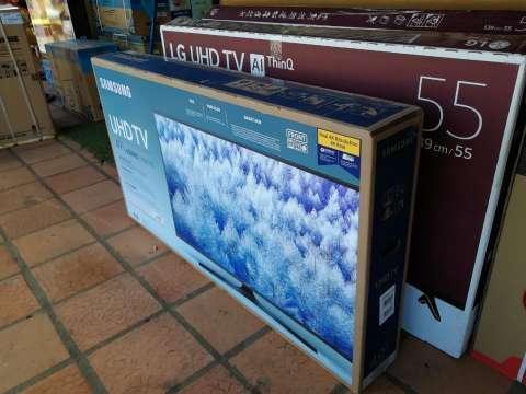Tv LED Smart Samsung 49 pulgadas ultra HD 4k - 2