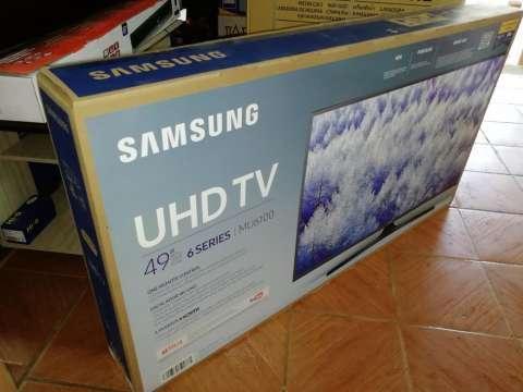 Tv LED Smart Samsung 49 pulgadas ultra HD 4k - 3