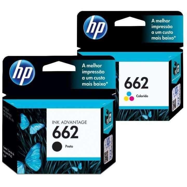Tinta HP 662