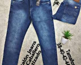 Jeans elastizado para caballero