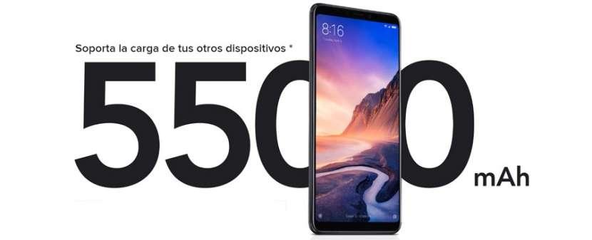 Celular Xiaomi MI MAX 3 de 64 gb - 4