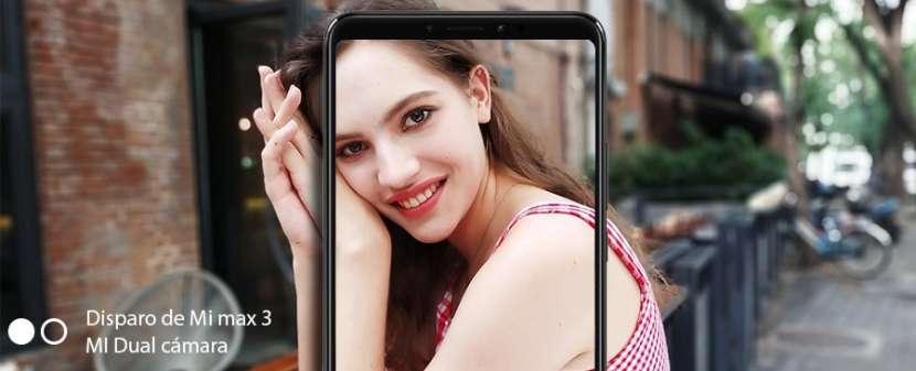 Celular Xiaomi MI MAX 3 de 64 gb - 5