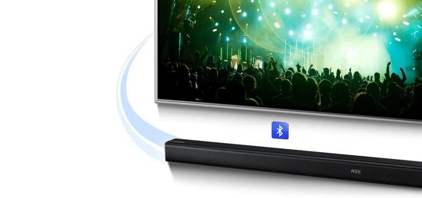 Barra de sonido inalámbrica Samsung 2.2 80W - 1