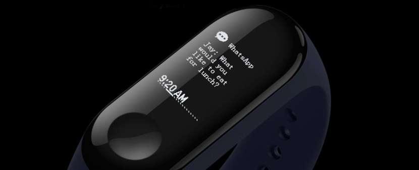 Mi Band 3 banda inteligente Xiaomi - 4