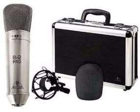 Micrófono Behringer B-2 pro