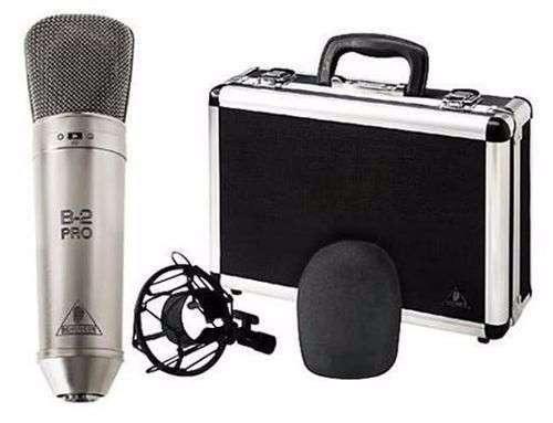 Micrófono Behringer B-2 pro - 0