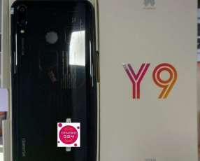 Huawei Y9 2019 64 gb nuevos en caja