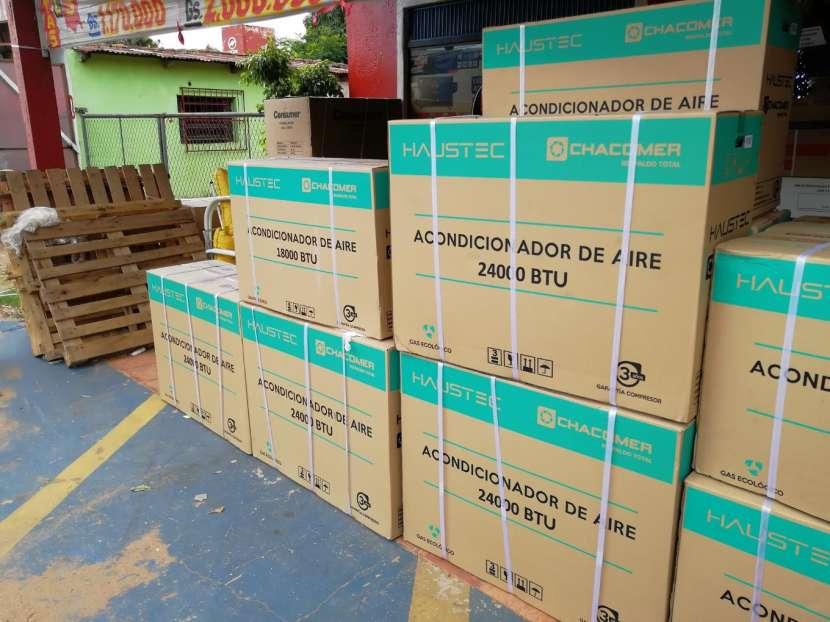 Aire acondicionado split Haustec 24.000 btu - 2