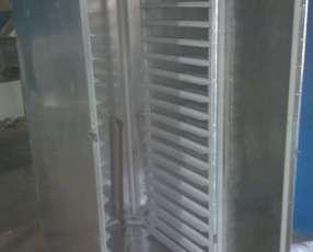 Cámara fermentadora para panes
