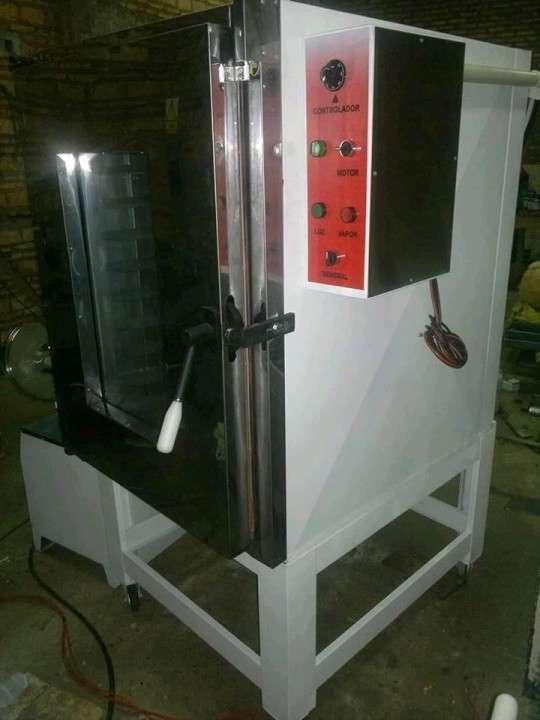 Refinadora de pie de 40 cm de cilindro 2 hp - 2