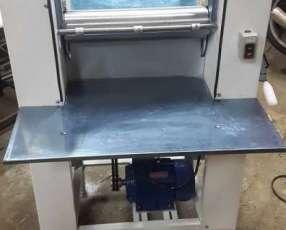Refinadora de pie de 40 cm de cilindro 2 hp