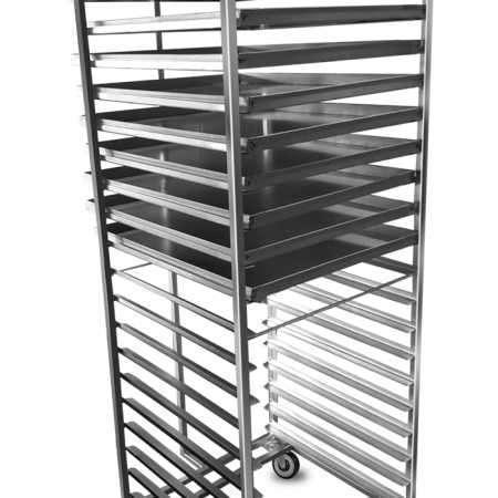 Horno turbinado con vapor de 10 bandejas - 1