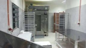 Horno Industrial Rotativo para Panadería