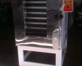 Horno Turbo Convector de 10 bandejas controlador analógico