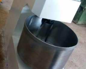 Amasadora espiral doble velocidad para 25 kg