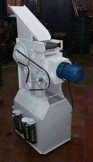 Refinadora de pie de 40 cm de cilindro 2 hp - 5