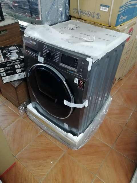Lavarropas Samsung 10.5 kg Inverter - 4