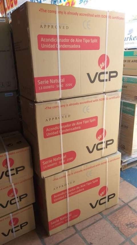 Aire acondicionado split VCP de 12.000 btu - 0