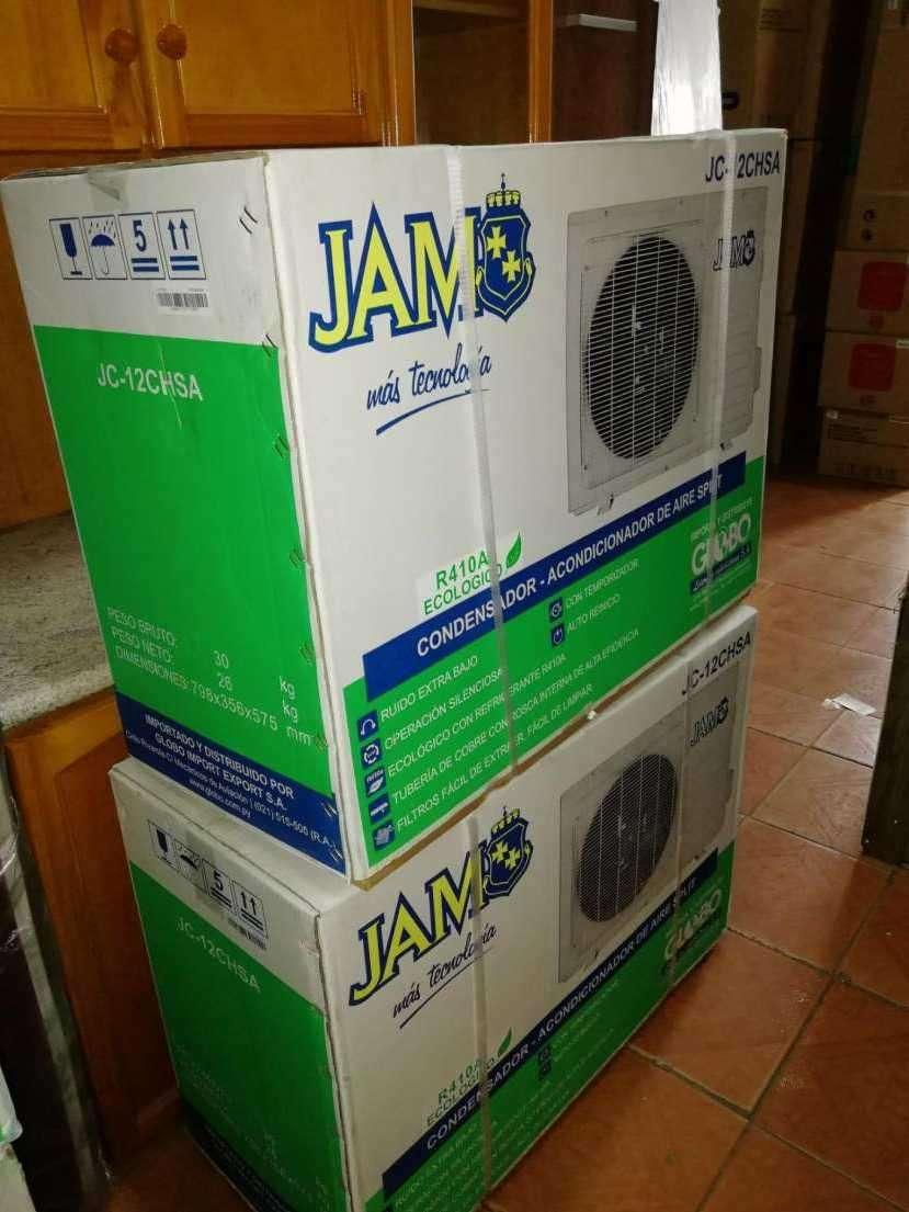 Aire acondicionado Jam 12.000 - 0
