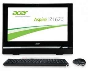 PC Acer AIO CEL Z-1620 G1610/2.6/4GB/500/20''/W8