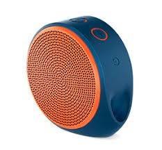 Parlante Logi 984-000388 X100 WIR Orange