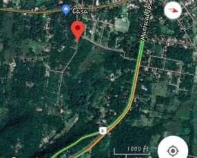 4 Terrenos juntos en la ciudad de Ypacaraí km 45