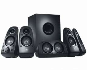 Parlante Logi 980-000666 Z506 Surround 5.1
