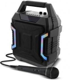 Speaker xtech xts-700 40w/bt/msd/led/negro