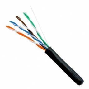 NE LANP Cable UTP CAT.5E OUT 305MT NEG LP-CE070BKC