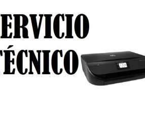 Servicio técnico impresora hp 4535 multifunción e insumos