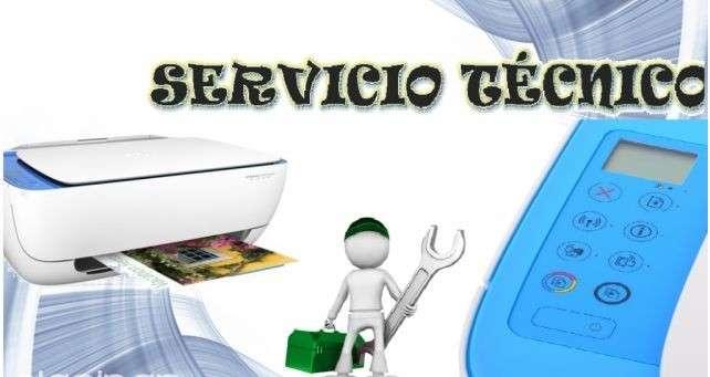 Servicio técnico impresora hp 3635 w multifunción e insumos - 0