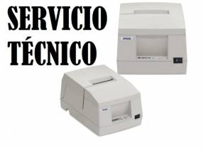 Servicio técnico impresora Epson tm-u325 d usb e insumos