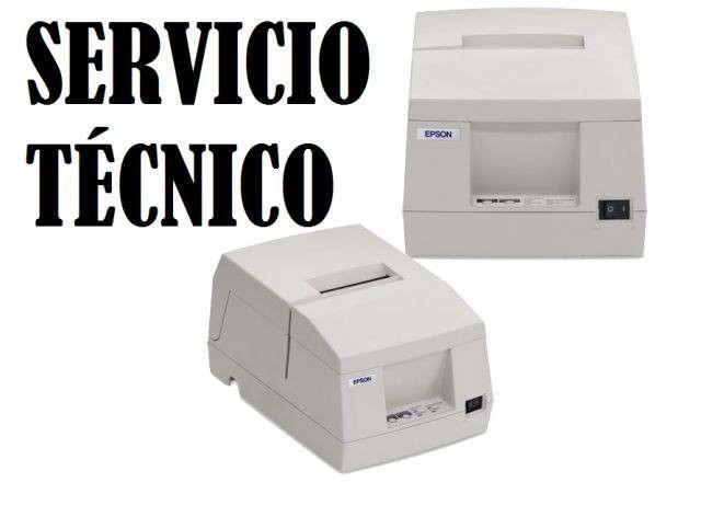 Servicio técnico impresora Epson tm-u325 d usb e insumos - 0